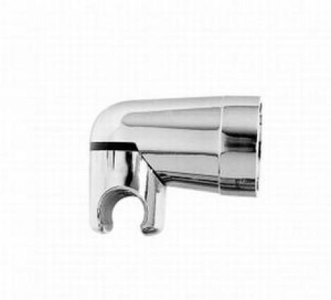 BOSSINI - Držák na sprchu nástěnný, polohovatelný, chrom B C01000 030