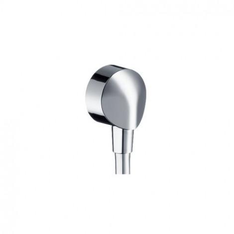 HANSGROHE Fixfit rohový ventil na přípoj hadice chrom s 2spätnými ventily