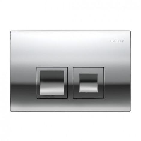 GEBERIT Delta 50 - Ovládací tlačítko, lesklý chrom 115.135.21.1