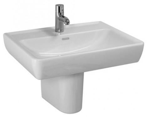 LAUFEN Pro A - Umyvadlo 55x48 s otvorem, bílé H8189510001041