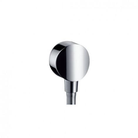 HANSGROHE Fixfit S - Rohový přípoj bez zpětného ventilu, chrom 27453000
