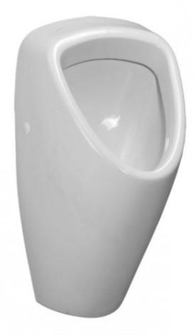LAUFEN Caprino plus - Pisoár, přívod vnitřní, bílý H8420610000001