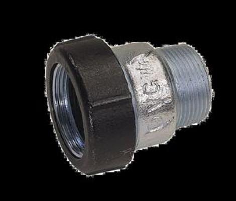 "GEBO - QA 3/4 \""svor. Spojka ZV / 24,6-27,3 / pro ocel., PE a varné trubky 17.195.00.02"
