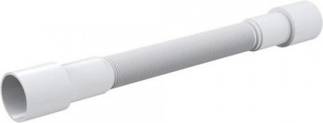 ALCA PLAST - Flexi připojení 50 / 40x40 / 50 délka 40-85 cm bílé A72