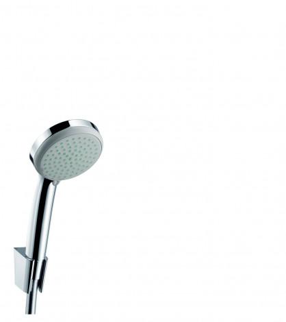 HANSGROHE Croma 100 Vario/Porter S - Sprchový set (ruční sprcha, držák, hadice 160 cm) chrom 27594000