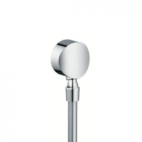 HANSGROHE Fixfit S přípoj hadice se zpětným ventilem a kulovým kloubem chrom