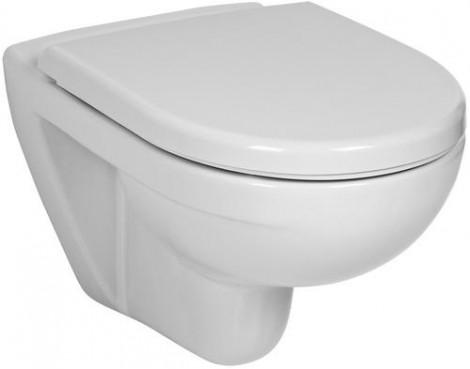 Jika Lyra plus - Závěsné WC, bílá H8233800000001