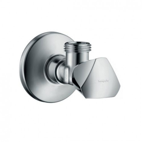 Hansgrohe Rohové ventily - Rohový ventil E, chrom 13903000