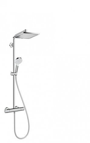 HANSGROHE Crometta - Sprchová souprava E240 Showerpipe, chrom 27271000