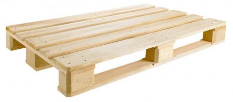 Paleta dřevěná 1200x800, nutná k přepravě zboží