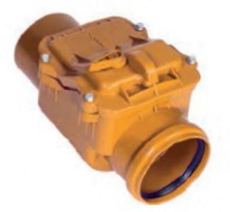 PEŠTAN KGSKL - Zpětná klapka PVC DN125 10202503