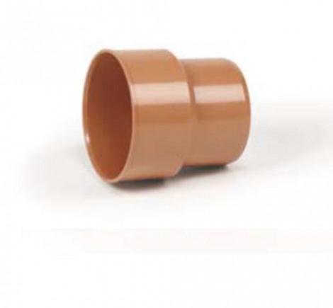 REHAU - Prechod LIAT/PVC 110 KGUG bez tesnenia 172247