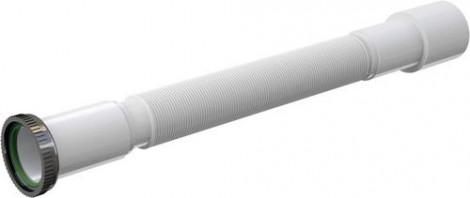 """ALCA PLAST - Flexi připojení + 6/4 \""""x40 / 50 délka 40-85 cm matice kov bílé A708"""