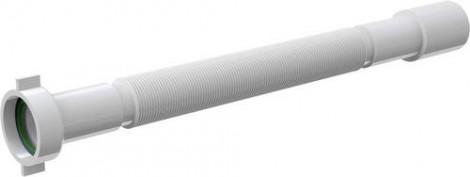"ALCA PLAST - Flexi připojení + 5/4 \""x32 / 40 délka 36-82 cm matice plast bílé A705"