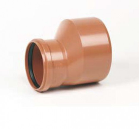 REHAU - Redukcia PVC 200/160 nesúosá 171902