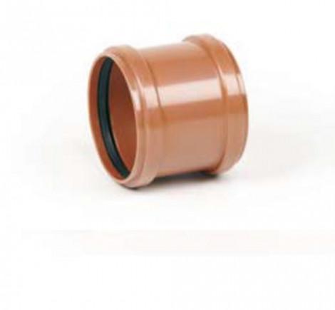 REHAU - Presuvka PVC 125  KGU 171873