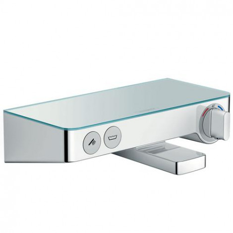 Hansgrohe ShowerTablet Select - Termostatická vanová baterie 300, chrom 13151000