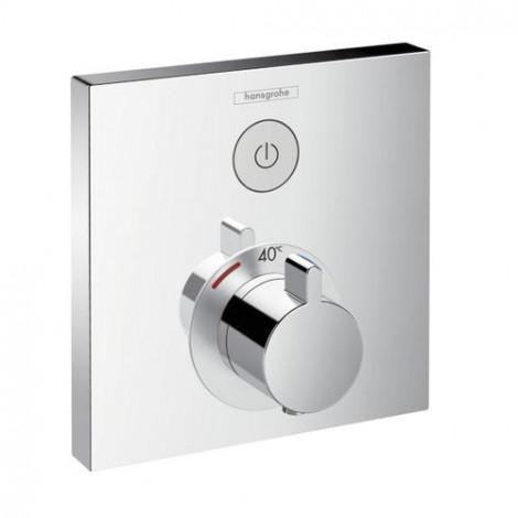 Hansgrohe Shower Select - Termostatická sprchová baterie pod omítku, chrom 15762000
