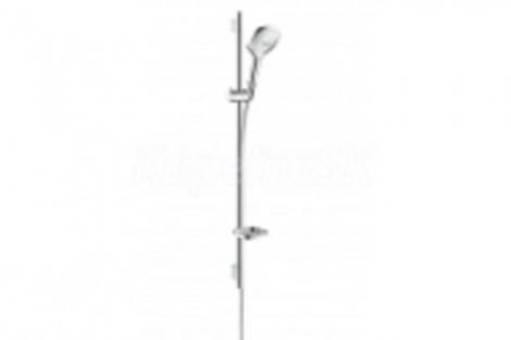 Hansgrohe Raindance Select E - Sprchová souprava 120, 3 proudy, bílá/chrom 26621400