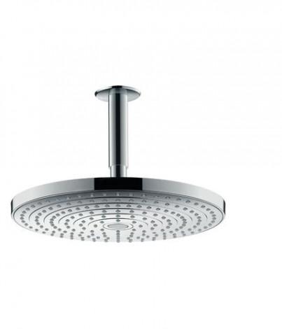 Hansgrohe Raindance Select S - Hlavová sprcha 300, 2 proudy, sprchové rameno 100 mm, chrom 27337000