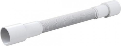 ALCA PLAST - Flexi připojení + 50 / 40x40 / 50 délka 44-86cm bílé A702