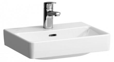 LAUFEN - Umývátko 45x34 s otvorem, bílé H8159610001041