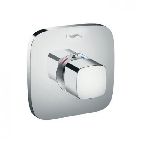 HANSGROHE Ecostat E - Termostatická baterie HighFlow, chrom 15706000