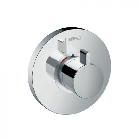Hansgrohe Shower Select - Termostatická baterie HighFlow pod omítku, chrom 15741000