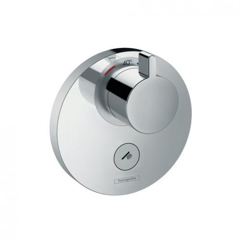 Hansgrohe Shower Select - Termostatická baterie HighFlow pod omítku, chrom 15742000