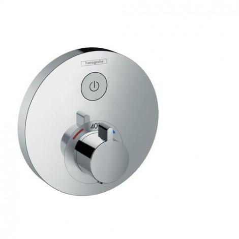 Hansgrohe Shower Select - Termostatická baterie pod omítku, chrom 15744000