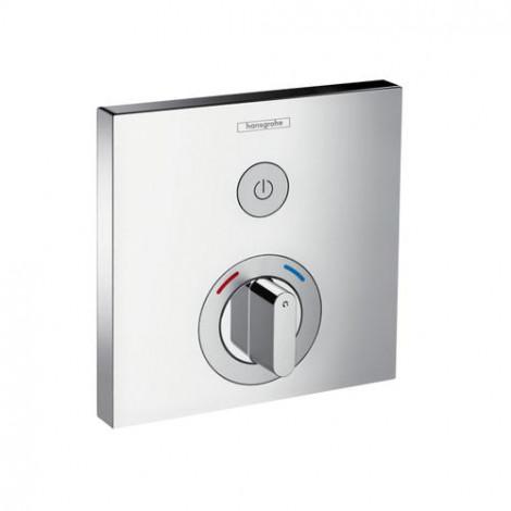 Hansgrohe Shower Select - Sprchová baterie pod omítku, 1 výstup, chrom 15767000
