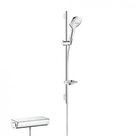 HANSGROHE Raindance Select E 120 - Kombinace 0,65 m DN15, chrom 27038000