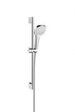 Hansgrohe Croma Select E - Sprchová souprava Multi 0,65m, bílá/chrom 26580400