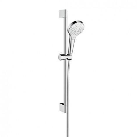 Hansgrohe Croma Select S - Sprchová souprava Vario 0,65m, bílá/chrom 26562400