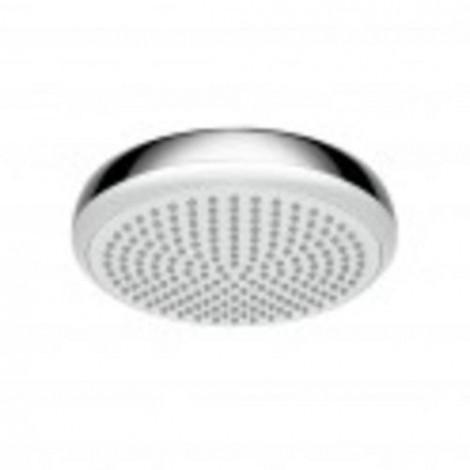 Hansgrohe Crometta 160 - Hlavová sprcha, 100 mm, 1 proud, bílá/chrom 26577400