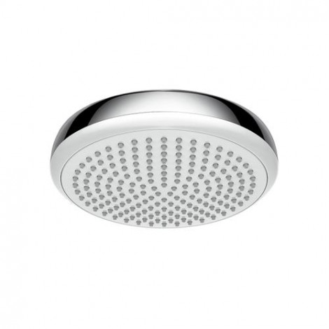 Hansgrohe Crometta 160 - Horní sprcha 180 mm, EcoSmart 9 l/min, bílá/chrom 26578400