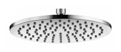 "HERZ Pure - Hlavová sprcha \""Vodopád\"" d20 trysky s úpravou anti-calc, chrom UH12104"