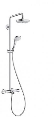 Hansgrohe Croma Select S - Showerpipe 180 2jet k vaně, chrom 27351400