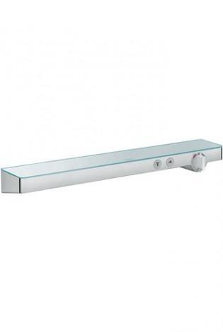 Hansgrohe ShowerTablet Select - Termostatická baterie 700 pro 2 spotřebiče, chrom 13184000