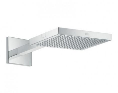 HANSGROHE Starck - Hlavová sprcha 24x24 se sprchovým ramenem, 10925000