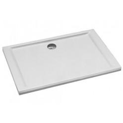 Kolo Pacifik - Sprchová vanička akrylátová, 1000x900 mm, bílá XBP0719000