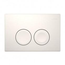 GEBERIT Delta 21 - Ovládací tlačítko, bílé 115.125.11.1