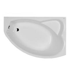 KOLO AGAT P 150x100 asym. vana akryl pravá bílá  XWA0950000
