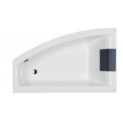 Kolo Clarissa - Asymetrická vana 1600x1000 mm, levá, bílá XWA0861000