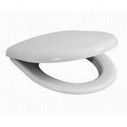 JIKA Dino - WC sedátko s poklopem, bílá H8933703000631