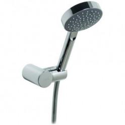 JIKA Mio - Sprchová sada, chrom - ruční sprcha 1 funkce, držák ruční sprchy, sprchová hadice 1,7 m H3607100040201