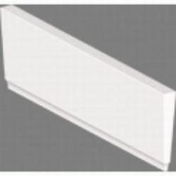 JIKA Lyra - Čelní panel k vaně 1700x560 mm, bílá H2968320000001