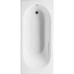 JIKA Lyra - Vana, 1600x750x415 mm, bílá H2288390000001