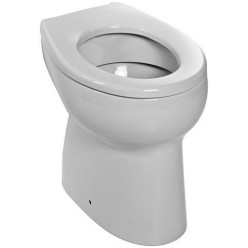 JIKA - Klozet dětsky s plochým splachováním, odpad VO bílý H8220360000001