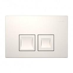 GEBERIT Delta 50 - Ovládací tlačítko, bílé 115.135.11.1
